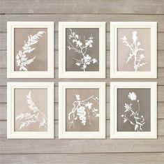 Botanical Wall Art, Floral Wall Art, Botanical Flowers, Botanical Prints, Botanical Decor, Watercolor Paper Texture, Floral Watercolor, Cheap Wall Art, Farmhouse Wall Art