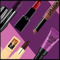 Best Lip Colors for Fall @Makeup.com