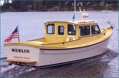 Boat Plans and Yacht Designs -- Chesapeake Marine Design