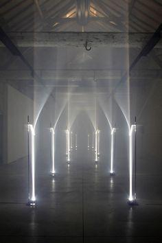 4e04d26f11 Arcades Troika 2012 Arcade Architecture, Installation Architecture, Light  Architecture, Interior Architecture, Stage