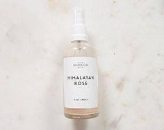 Himalayan Salt Spray Salt Hair Mist Texturizing Spray Beach Salt Hair, Hair Mist, Texturizing Spray, Himalayan Salt, Mists, Unique Jewelry, Beach, Etsy, The Beach