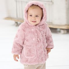 Winter Coat with Hood | Dave Bella Kids Clothes