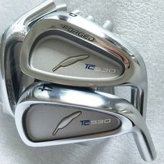 320.00$  Watch here - http://alisxa.worldwells.pw/go.php?t=32772847088 - New mens Golf irons head FOURTEEN TC530 FORGED Irons clubs head set 4-9.P Golf clubs head no Golf shaft  Free shipping
