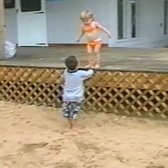 New trending GIF on Giphy. funny lol fail baby beach jump jumping catch aww afv catching catch me. Follow Me CooliPhone6Case on Twitter Facebook Google Instagram LinkedIn Blogger Tumblr Youtube