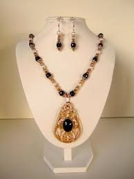 Image result for baroque statement necklace