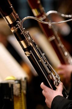 Woodwind Orchestra Concert RSNO Bassoons I Want To Play