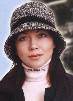 Классическая женская шляпка