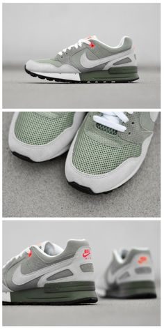 detailed look 1cc23 c9542 Nike Air Pegasus Mica Green Grey - so clean · Mode UrbaineMode Homme Chaussures ...