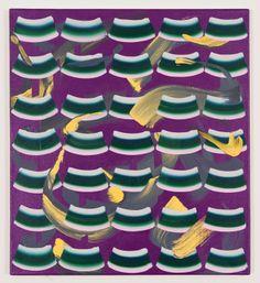Vivien Zhang Order, Oscillation, and Pretence Gesture (Purple). Jonathan Gabb Wins Saatchi Art Showdown Competition Vivien Zhang Named Runner-Up. Saatchi Gallery, Purple Art, Selling Art Online, Pattern Art, Contemporary Artists, Original Artwork, Saatchi Art, Abstract, Drawings