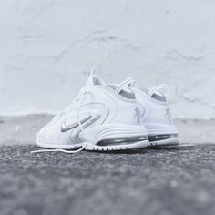 f355c88fc742 Nike Air Max Penny - White   Metallic Silver - 6. Nike Air MaxLuft Jordans