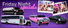 918 limo Friday Night Specials every Friday call 918 902 9999 today!