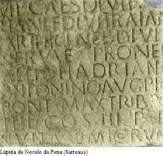 O NOSO PATRIMONIO: CASTROS DE GALIZA/GALICIA (PROVINCIA DE OURENSE)