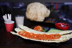 From Mumbai street snacks to Indian-style pizza and beyond, Chatkazz offers subcontinental vegetarian food with a twist.