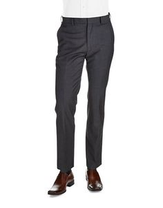 Men's | Suit Separates | Wool Dress Slacks | Lord and Taylor