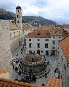 Onofrio's Fountain - Dubrovnik - Croatia (von Woody H1)