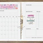 Check your inbox for the new November monthly planner If you arent an email subscriber yet and want to receive this planner click the link in my profile to read how to get it