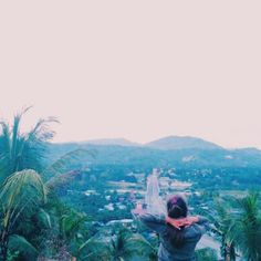 Waking up with this view. Filipina, Series Movies, Photo Art, Spaces, Mountains, Travel, Viajes, Destinations, Traveling