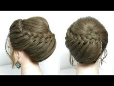 0 Amazing Hair Transformations Easy Schöne Frisuren Tutorials Best Hairst - New Site Easy And Beautiful Hairstyles, Cool Hairstyles For Girls, Easy Hairstyles For Medium Hair, Medium Long Hair, Elegant Hairstyles, Popular Hairstyles, Medium Hair Styles, Braided Hairstyles, Curly Hair Styles