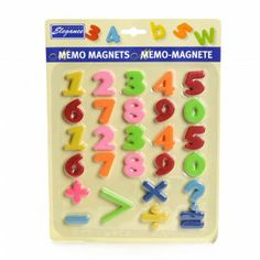 Memo Magneet Cijfers