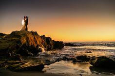 Laguna Beach Montage Wedding - Lighting and Background - Atrero Photgraphy