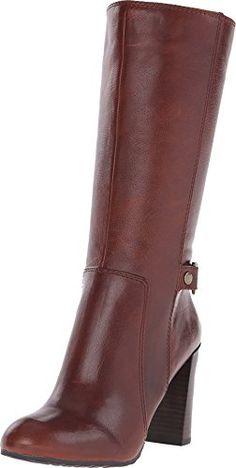 Nine West Women's Sebastien Dark Natural Leather Zar Boot 8 M Nine West http://www.amazon.com/dp/B00UZX4PM6/ref=cm_sw_r_pi_dp_e6Fswb0PSWC39