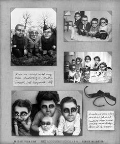 Shortfilm, Elsa, Photo Wall, Polaroid Film, Sketches, Animation, Frame, Character, Photograph