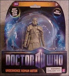 2010 Doctor Who Underhenge Stone Roman Auton Action Figures by Doctor Who @ niftywarehouse.com #NiftyWarehouse #DoctorWho #DrWho #Whovians #SciFi #ScienceFiction #BBC #Show #TV