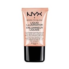 NYX Liquid Illuminator... the best nyx product , my favorite illuminator ever, and has a wonderful price!