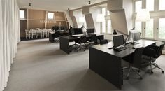 Uxus 4 620x342 Uxus HQ   A Beautifully Designed Office