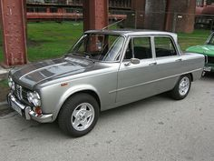 Alfa Romeo Gulia Supra 1963