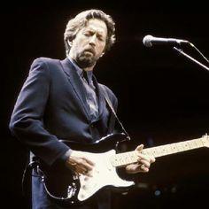 Eric Clapton guitar god..
