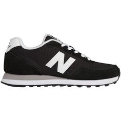 New Balance Lace-Up Sneakers found on Polyvore featuring shoes, sneakers, black shoes, new balance, trainers, black, kohl shoes, lace up sneakers, black laced shoes and black sneakers