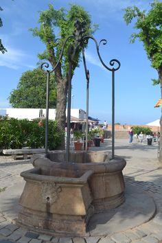 Aljibe, Cistern @Katie Barcelona, Spain Water Wheels, 10 Picture, Wishing Well, Le Moulin, Barcelona Spain, Bed And Breakfast, Landscaping, Old Things, Castle