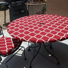 round patio table covers elastic patio decor pinterest round