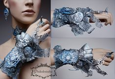 Frozen tears custom set by Pinkabsinthe on DeviantArt