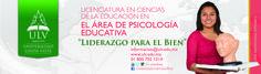 Ciencias de la Educación en el Área de Psicología Educativa