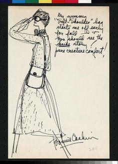 Sacs Magnifiques - Restoration of Fine Vintage Handbags: Restoration: Vintage Bonnie Cashin for Meyers Soft...