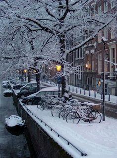 Amsterdam photo via alana