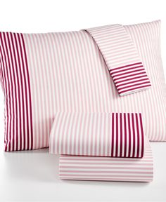 Martha Stewart Collection Whim Novelty Print 200 Thread Count Whim Printed Sheet Set - Sheets - Bed & Bath - Macy's