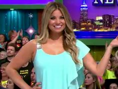 Amber Lancaster- The Price Is Right (6/4/2015) ♥