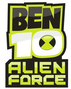 Ben10 Alien Force Logo [CDR File]
