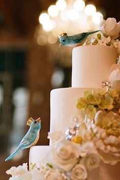 Bird Wedding Theme - Picotte Weddings | Southern California & Destination Fine Art Wedding Photography & Cinematography