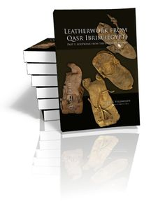 Leatherwork from Qasr Ibrim (Egypt) Part I: Footwear from the Ottoman Period André J. Veldmeijer | 2013