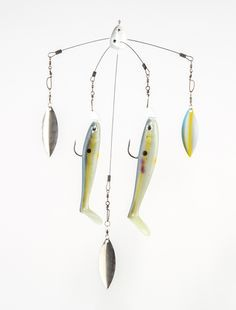 Bass Fishing Tips: How to Make Your Own Umbrella Rig  ~www.outdoorlife.com