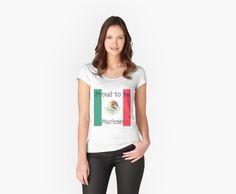 #mexico #mexican #proudtobe #ProudToBeMexican #latinos #latino #latina #tshirt #clothing #fashion