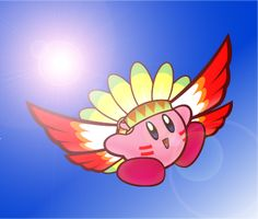 Wing Kirby by ~pikmin789 on deviantART