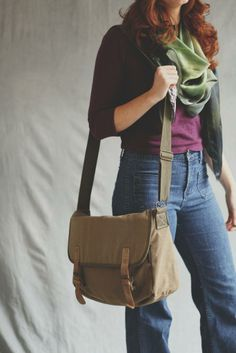 Say hello to the Olive Crossbody Bag, the bag you'll wonder how you ever lived without. $52