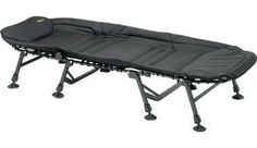 Cabela's Lounge Cot - Perfect condition. Priced new at Cabela's $189.00 plus tax. • Adjustable leg system • Welded solid-steel frame • Thick padded panels Once you've experienced the difference