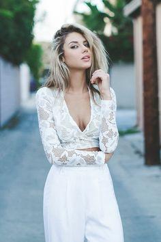 georgethephoenix: Hot blonde