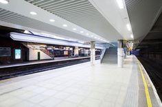 Stacja Paddington, Armstrong Sufity Podwieszane, ceiling, sufit akustyczny, acoustic